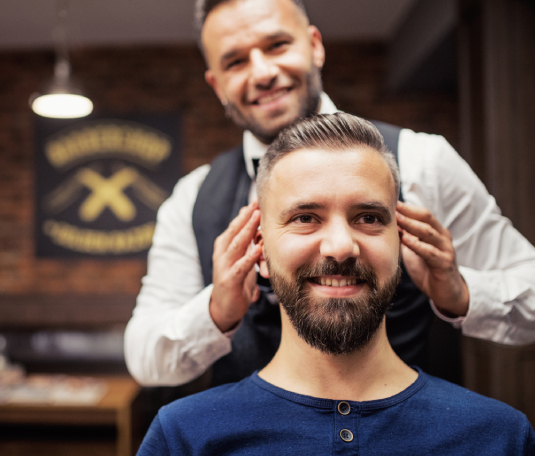 Hair Extensions For Men | Igor M Salon